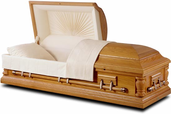 box casket