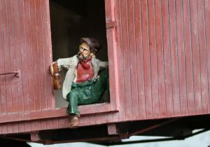 boxcar hobo