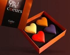 boxes chocolates