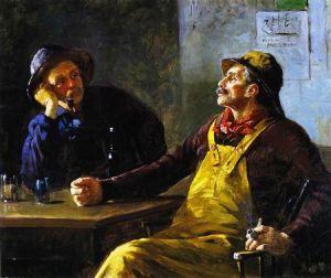 Fishermen in Conversation