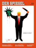 der-spiegel-america-first-trump-and-statue-of-liberty-cartoon