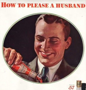 Heinz ketchup ad - how to please a husband
