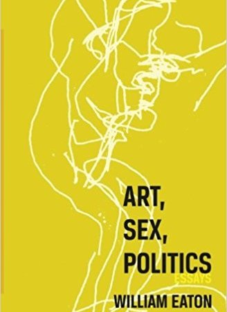 Art, Sex, Politics cover from Amazon