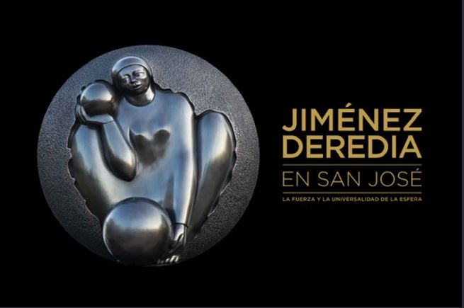 Jiménez Deredia en San José
