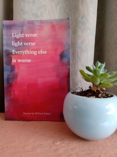 Light verse, light verse: Everything else is worse (cover)